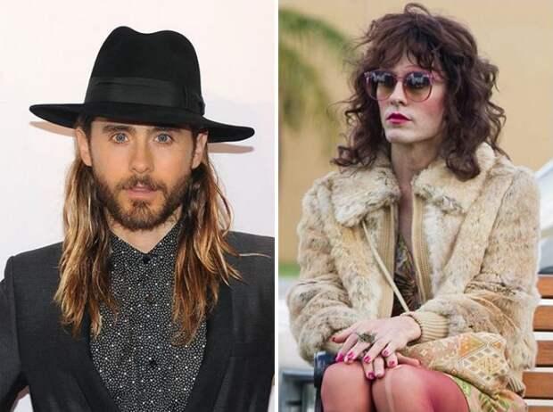 Грим всему голова: актеры до и после удивительного перевоплощения при помощи грима