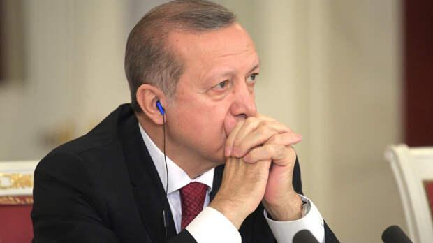 Эрдоган заявил о готовности Турции поддержать действия палестинцев в Иерусалиме