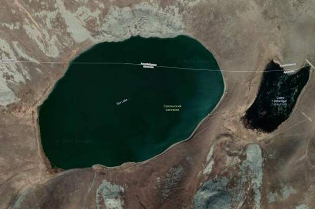 Азербайджан установил контроль над озером Севлич, ОДКБ предупредила Баку
