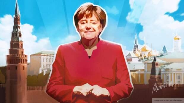 Немецкий политолог рассказал о щелчке Меркель в адрес Украины