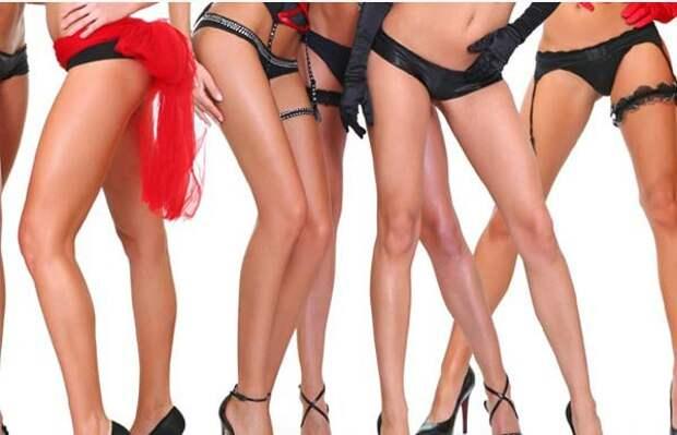 По форме ног можно многое узнать о темпераменте женщины
