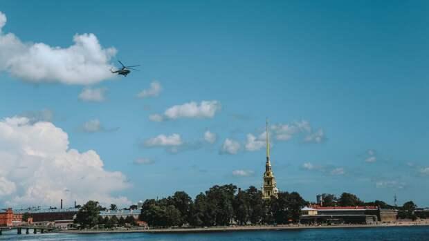 Гребень антициклона защитит Петербург от осадков 14 июня