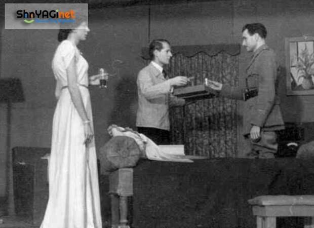 Трешевые травести-шоу британских военнопленных в немецких концлагерях травести-шоу, военные, история