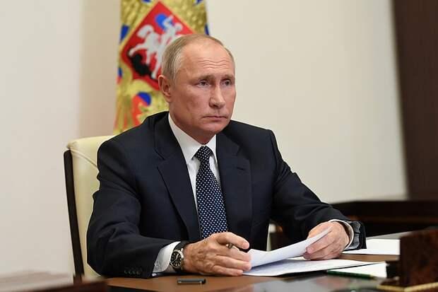 Путин: Российские препараты от коронавируса просты и надежны как автомат Калашникова