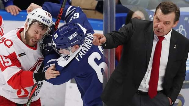 Знарка обвиняют ворганизации массовой бойни. Нопока только драки спасают плей-офф КХЛ