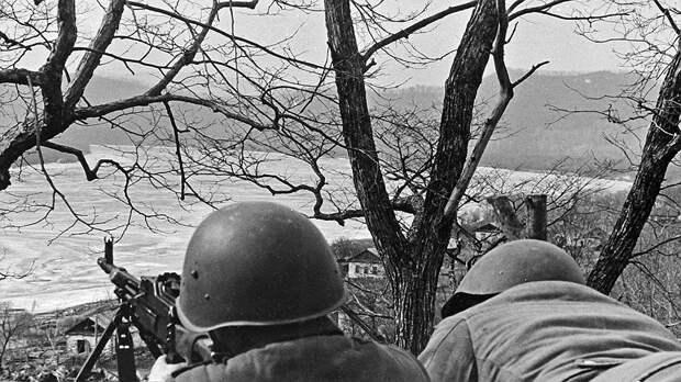 Крупнейший советско-китайский вооружённый конфликт: остров Даманский