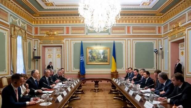 США выразили поддержку Украине в вопросе вступления страны в НАТО