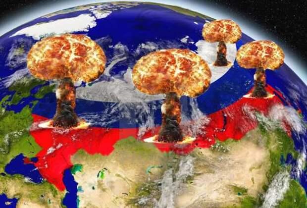 Москва - лучшее место для спасения в случае ядерной войны