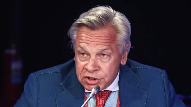 Пушков предложил переименовать МХАТ после выступления Бузовой
