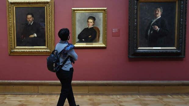 Российские музеи в 2020 году приняли почти 20 миллионов посетителей