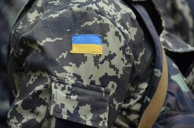 Украинские боевики понесли потери вблизи линии фронта с ЛНР