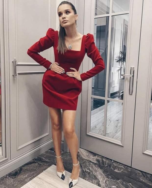 «Уровень не тот»: Ксения Бородина резко ответила Виктории Боне