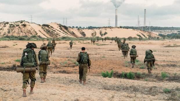 Израильская армия сообщила об уничтожении офиса главы службы безопасности ХАМАС