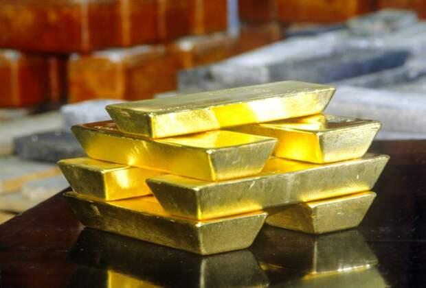 Россия начала распродавать свои золотые запасы