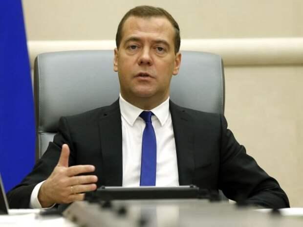 Медведев разделил ДТП по видам