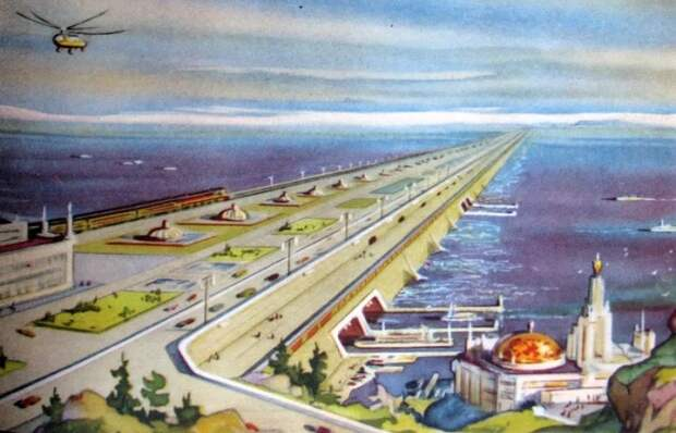 Суперпроект СССР, или как советский учёный планировал выращивать апельсины в Якутии и обогреть Аляск