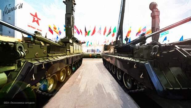 Эксперты перечислили главные преимущества российской армии