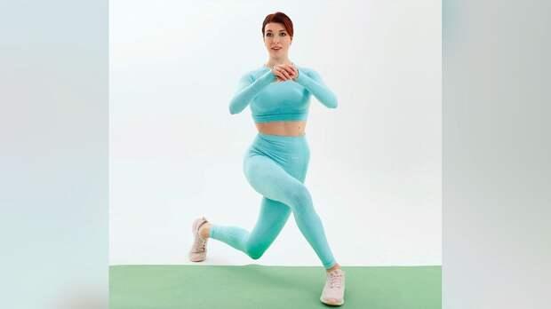 «Чтобы стала попка, как орех». Эффективный комплекс упражнений для женщин от олимпийской чемпионки Бобровой: видео