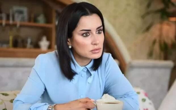 Канделаки поставила на место телеведущего за слова о «двойном стыде» за Россию перед Грузией