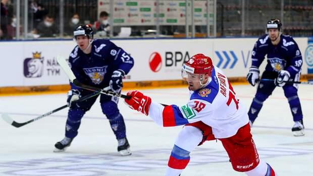 Эксперт объяснил поражение сборной России от Финляндии