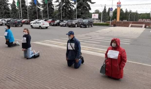 В Уфе компания ПСК-6 подала иск против жителей дома на улице Руставели