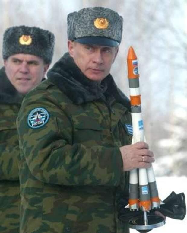Ядерный меч России в 21 веке