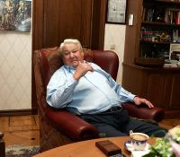 Борис Ельцин: последнее интервью