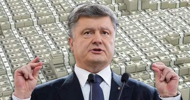 Стало известно, сколько проигравший Порошенко спустил на выборы. Фотодоказательство