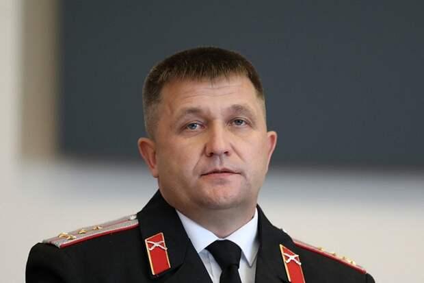 Вице-губернатора Кубани выдвинули на должность атамана ККВ