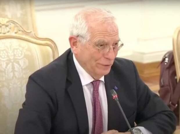 Боррель рассказал о развитии военного взаимодействия ЕС с НАТО