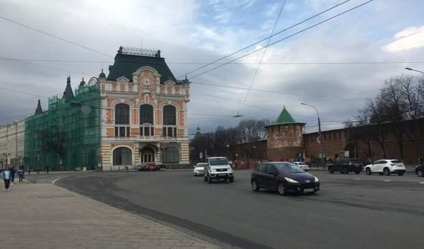 Внимание! Появился список улиц вНижнем Новгороде, которые перекроют 9мая