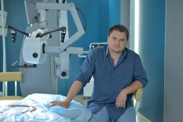 Максим Гуленко: «Женщина-хирург – это уже определенная история!»