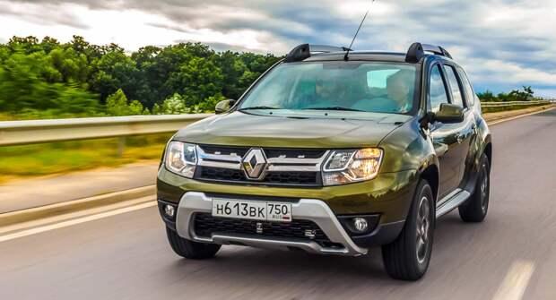 Трюк с Renault Duster, оснащение Volkswagen ID.3 и другие факты из области автомобилестроения