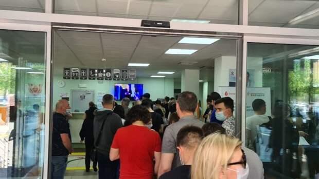 В Казани из-за анонимных угроз эвакуировали школу