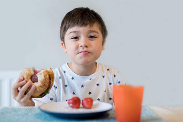 Витамины для детей: мифы и правда
