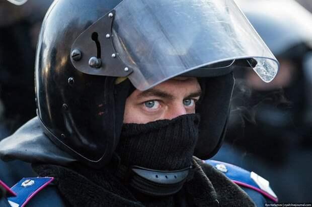 """МВД Украины: """"Беркут"""" не причастен к убийствам на майдане"""