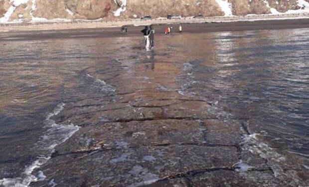 Каменная дорога Сахалина: путь по дну Татарского пролива