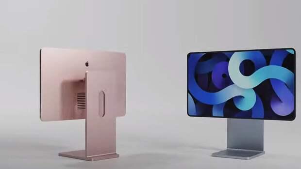Новые iMac от Apple оказались дефектными из-за неровных подставок