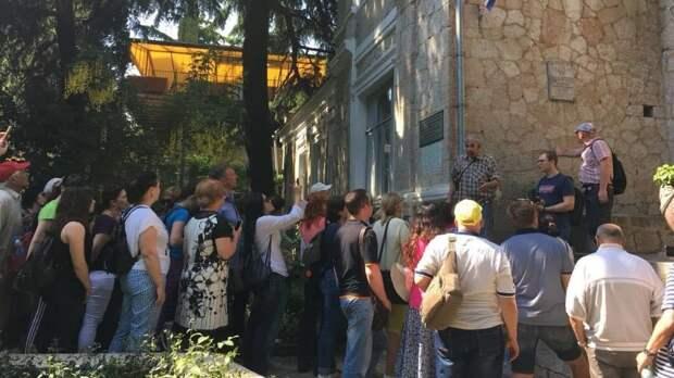 Крымские экскурсоводы будут проходить аттестацию раз в пять лет