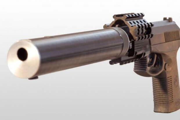 Российский пистолет запретили в Америке за мощь