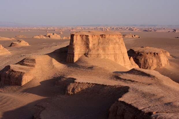 9 потрясающих природных чудес Ближнего Востока