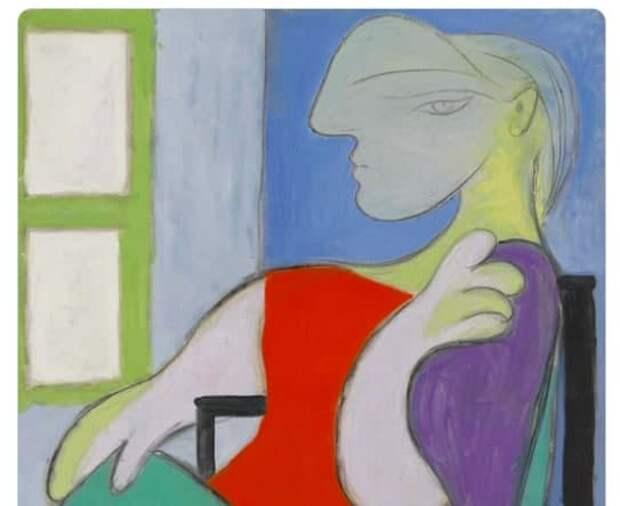 Картина Пикассо ушла с аукциона за $103 млн, почти вдвое превысив эстимейт