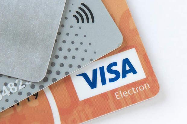 VISA назвала средний размер электронных чаевых
