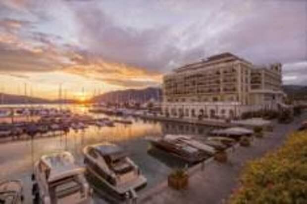 Regent Porto Montenegro – партнер престижной яхтенной регаты RC44