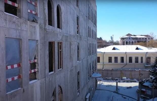 Министр культуры РК рассказала, когда новый театр кукол в Симферополе откроет двери