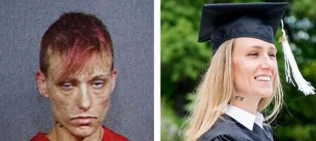 Посмотрите на американку, которая в свои 47 выглядит лучше, чем многие в 20. А ведь она сидела в тюрьме и лечилась от зависимостей
