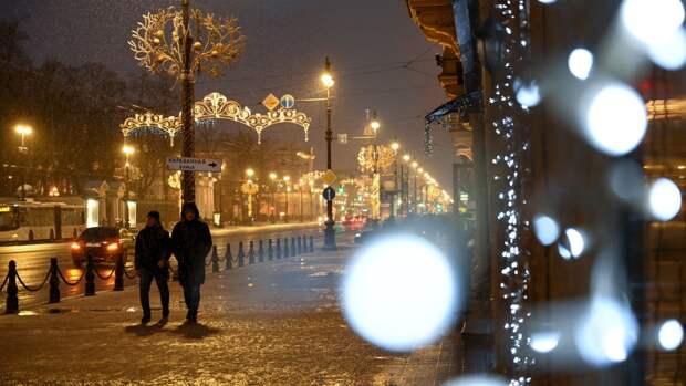 Городскому уличному освещению в Петербурге исполнилось 300 лет