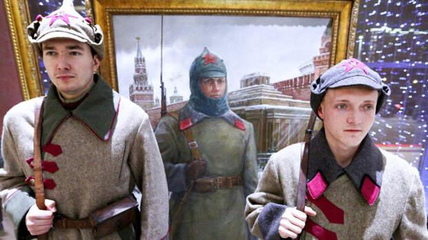 Прилепин предложил России повторно убиться большевистскими граблями