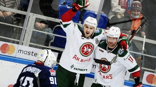 «Ак Барс» всухую выиграл серию у «Торпедо» и вышел в четвертьфинал Кубка Гагарина
