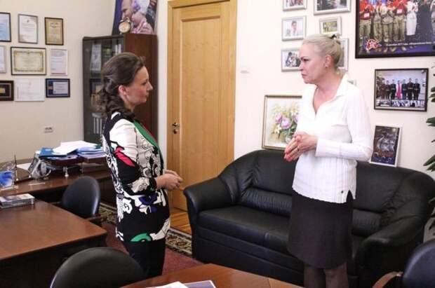 Депутат Госдумы Ирина Белых: Безопасность детей – задача взрослых